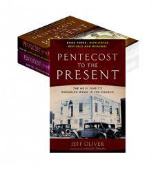 Pentecost to the Present Trilogy Set